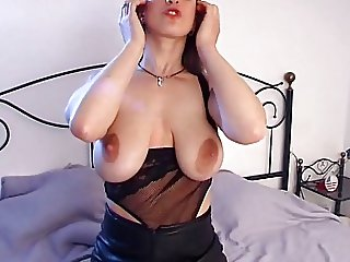 hairy & big boobs nat solo - part 1