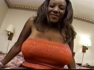 Sierra Red Dress TitFuck