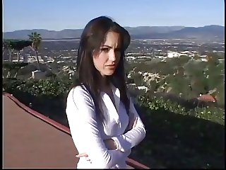 Cute College  Pussy Fucked Hard
