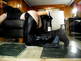 crossdresser pounding ass
