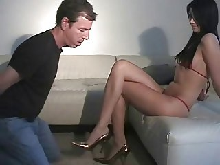 Ballbusted by a godess 2