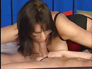 Stunning German MILF Wearing Glasses