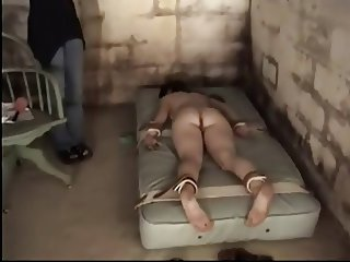 Enema training - Lena