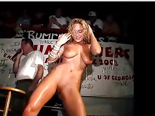 Michelle Malone Wet T-Shirt Contest
