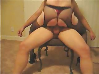 Pantyhose Chair Sex