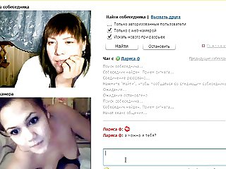 Web chat divorce on Russian