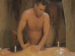 Intimate Anal Touch That Relaxes