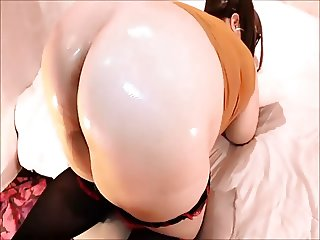 PAWG FUCKED DOGGY BY BBC
