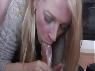 Mature cum in mouth movies