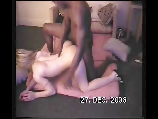 A Very Horny Blonde