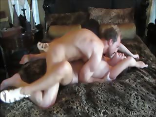 Teen Cali Hayes Pounded Relentlessly By Ryans Big Cock