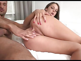 angel hot anal