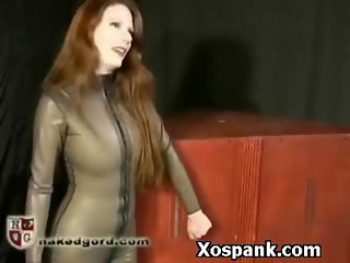 Extreme Bdsm Bitch Spanked In Azz