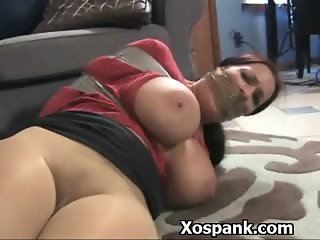Alluring Spanking Nasty Whore In Soothing Fetish