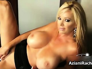 Amazing blonde mom with big tits loves part5