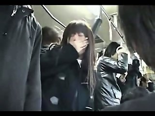 bus sex with asian woman