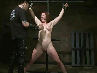 redhead milf once more