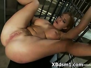 Extreme Girl BDSM Gore Play