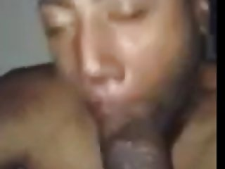 Gospel Singer Kevin Terry sucking ugly Big dick