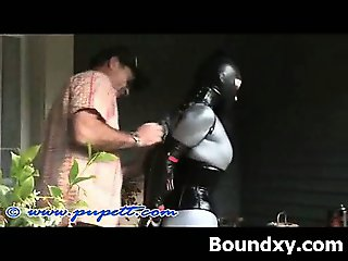 Pervert Rhythmic Fetish Latex Play