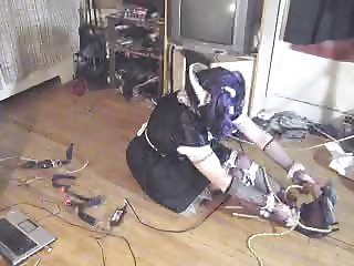 Self Bound Sissy Maid TRAILER