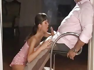Teen Angelina Smoking fetish