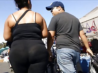 Candid Booty 10