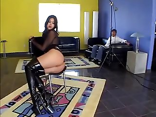 Ass Slave Shooting