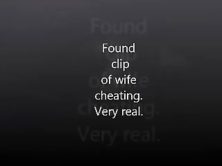 real cheating wife