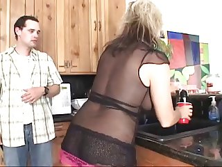 Surprised By The Plumber