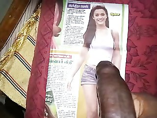 Slow Motion tribute to Amy Jackson