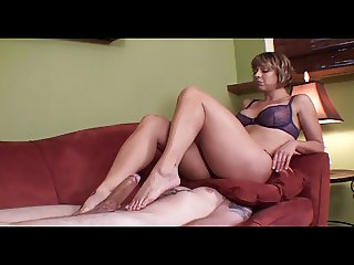 Brianna Beach - Foot  Job