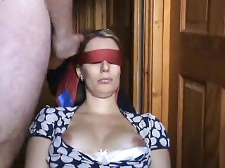 Milfs humiliated and take a cumshot
