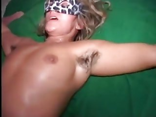 love her hairy pits MMF
