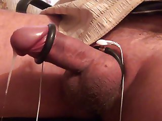 Electrical stimulation of the penis 2014 HD
