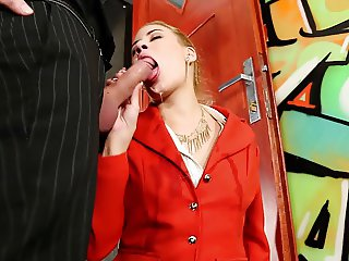 slut secretary fucked by boss