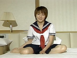 Japanese young girl nude