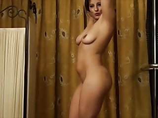 Romanian big ass dancing webcam