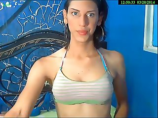 GingerPiece92 Tranny Webcam Show
