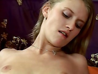ANAL FOR A SKINNY BLONDE TEEN
