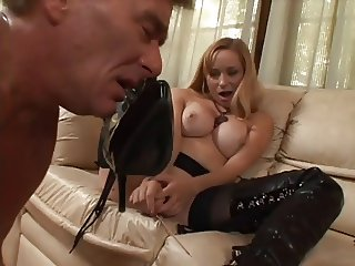 Dominant girl. The sucker game