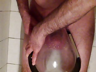 pumped cock and balls 3