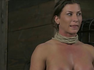 muscled slave orgasms