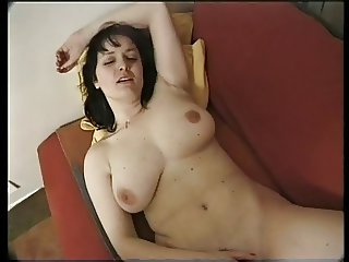 Big titted french woman