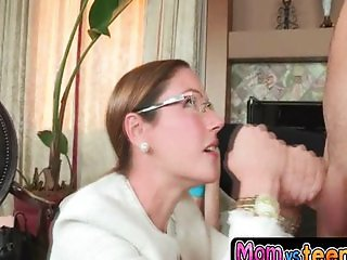 Strict Step mom Caught Ava and Her boyfriend