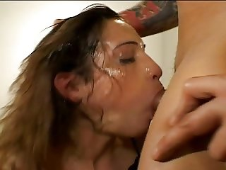 Sloppy ThroatFuck 4