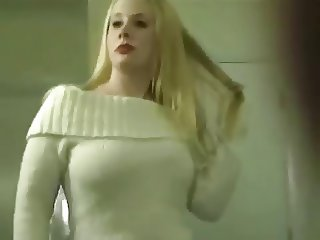 blond chick is punishing with facesitting