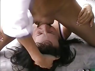 Hinterhoffotzen Deepthroat Gag Rough Facefuck