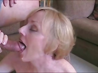 Mom not her son blowjob