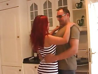 Redhead housewife hot fuck.